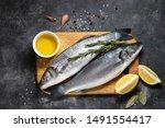 Fresh Fish Seabass And...
