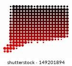map of connecticut | Shutterstock .eps vector #149201894