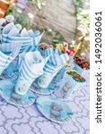 novomoskovsk  ukraine   08 29... | Shutterstock . vector #1492036061