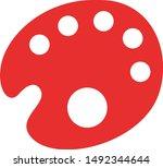 palette themes icon logo symbol