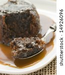 Sticky Toffee Pudding With...