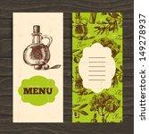 Menu For Restaurant  Cafe  Bar...