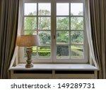 rural window frame | Shutterstock . vector #149289731