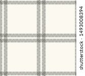 Seamless Striped Pattern Of...