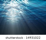 an underwater scene with... | Shutterstock . vector #14931022