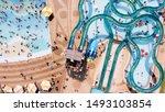 north district  israel   august ...   Shutterstock . vector #1493103854