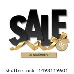 black friday sale design... | Shutterstock .eps vector #1493119601