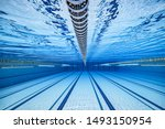 Olympic swimming pool...