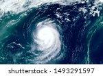 Super Typhoon Over The Ocean....