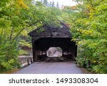 Albany Covered Bridge  White...