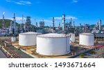 Oil  Refinery  And ...