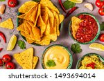 Mexican Food Background ...