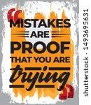 inspirational typography...   Shutterstock .eps vector #1493695631