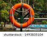 A Lifebuoy  Ring Buoy  Liferin...