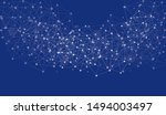 digital abstract background.... | Shutterstock .eps vector #1494003497
