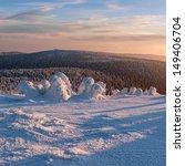 View Of Winter Wonderland...