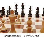 view from king of first move... | Shutterstock . vector #149409755