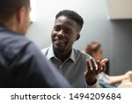african american businessman... | Shutterstock . vector #1494209684
