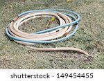 rubber tube   rubber tube with... | Shutterstock . vector #149454455