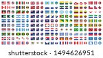 flags of all american countries ...   Shutterstock .eps vector #1494626951
