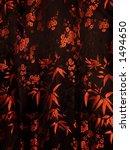 asian warm silk | Shutterstock . vector #1494650