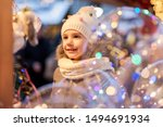 holidays  childhood and people... | Shutterstock . vector #1494691934