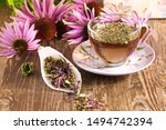 Tea Drink With Echinacea...