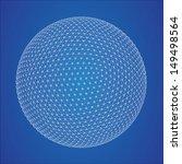 Wireframe Spheres