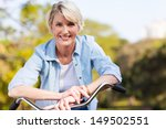 close up portrait of senior... | Shutterstock . vector #149502551