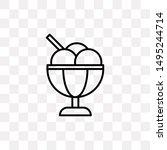 ice cream icon isolated on...