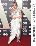 Small photo of LONDON, UK. September 03, 2019: Kylie Minogue arriving for the GQ Men of the Year Awards 2019 in association with Hugo Boss at the Tate Modern, London. Picture: Steve Vas/Featureflash