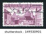 czechoslovakia   circa 1957 ... | Shutterstock . vector #149530901