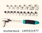 Knob For Socket Wrench Nut...