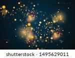 abstract defocused circular...   Shutterstock .eps vector #1495629011