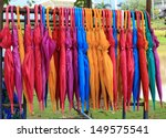storage of different colors... | Shutterstock . vector #149575541