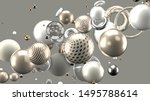 beautiful abstract background... | Shutterstock . vector #1495788614
