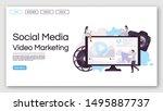social media video marketing...
