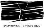 Facture  Crack Element. Shatter ...