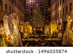 New York  Usa  December 2016  ...