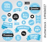 Vector Stylish Labels Badges...