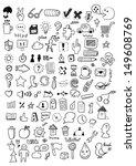 internet signs | Shutterstock .eps vector #149608769