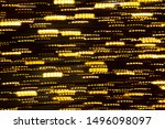 abstract bright sparkle lines... | Shutterstock . vector #1496098097