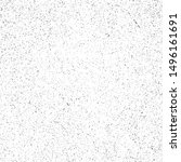 distressed spray grainy overlay ... | Shutterstock .eps vector #1496161691