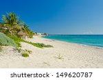 The Caribbean Ocean Lagoon ...