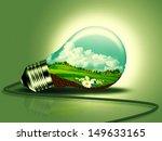 renewable energy concept for...   Shutterstock . vector #149633165