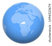 central african republic  car ...   Shutterstock .eps vector #1496523674