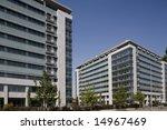 modern building   Shutterstock . vector #14967469
