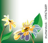 nice summer day   Shutterstock .eps vector #149676689