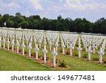 Verdun Memorial Cemetery In...