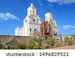 Mission San Xavier Del Bac ...